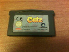 GIOCO NINTENDO GAME BOY ADVANCE - CATZ