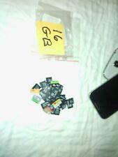 16 GB MICRO SD CARD 50 card LOT $300