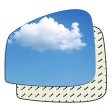 For Renault Grand Scenic 04-09 Left Aspheric Electric wing mirror glass plate