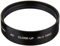 Kenko lens filter AC close-up lens No. 5 52 mm for proximity photography 352069