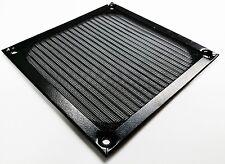 Anodized Aluminum Computer 120MM AC DC Fan Dustproof Filter Strainer Fan Guard