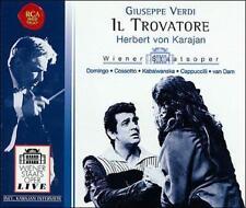 Il Trovatore (Von Karajan, Orchestra of Vienna State Opera) CD (2004) 2 discs