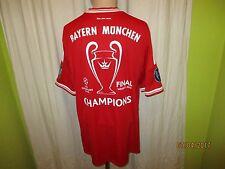 "FC Bayern München Adidas Trikot 13/14 ""CHAMPIONS FINAL WEMBLEY 2013"" Gr.XL Neu"