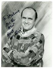 BOB NEWHART Signed Photo
