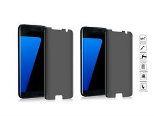 2x Privacy Anti-Spy Tempered Glass Screen Protector For Samsung Galaxy S7 Edge