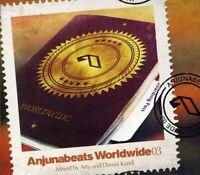 Arty and Daniel Kandi - Anjunabeats Worldwide 03 [CD]