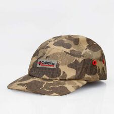 New Authentic Columbiaa X Sam Larson PNW Sportsmans Cap In Camo Print Hat