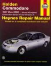 Holden Commodore VT/VX/VY & VZ V6/V8 Workshop Repair Manual MPN HA41743