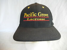 Pacific Grove Lacrosse Baseball Cap Hat Flexfit L XL 7 3/8 - 8