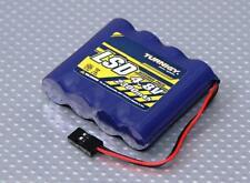 R/c 4.8V 2300mAh ni-mh plat rechargeable récepteur pack de batterie faible décharge