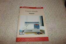 Original Genuine OEM Husqvarna User's Guide VICTORIA Instruction Manual
