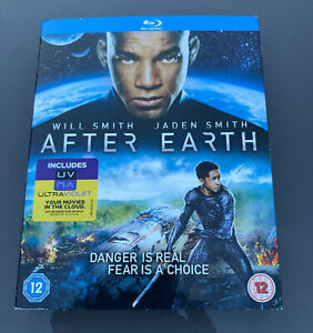 After Earth (Blu-ray, 2013)