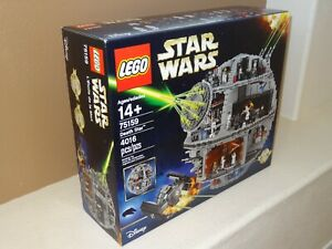 Brand New LEGO Star Wars Death Star 75159 Space Station Building Kit (4,016 Pcs)