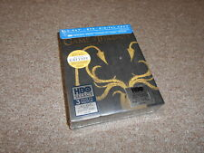 GAME OF THRONES The Complete Second Season (Blu-Ray + DVD) BEST BUY Greyjoy