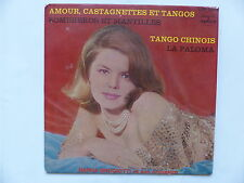 rapha BROGIOTTI TONY MELER Amour castagnettes et tango Tango chinois LDP 5645