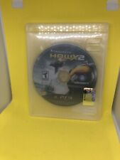 Tom Clancy's - Hawx 2 - Air Combat Conflicts H.A.W.X. 2 PS3 No Manual Tested