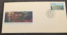 1989 Gardens Mawarra Australian Fdc Monbulk Vic