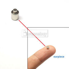 Invisible Hidden Wireless Secret Spy Ear Earphone Earpiece for Mobile Phone