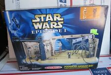 Star Wars Episode I Pod Racer Hangar Bay Acton Fleet NIB