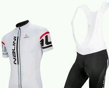 Cycling jersey Taglia:XL Completo ciclismo estivo  maglia+salopette