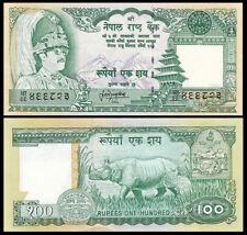 Nepal 100 Rupees 1981 - Unc - Pick 34f