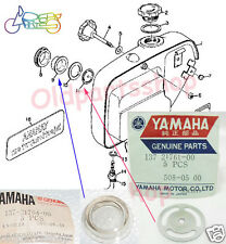 Yamaha YG1 YCS1 YGS5 CS3 YDS5 DS6 AS2 YAS1 Oil Tank Lens & Gauge NOS 137-21761-