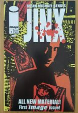 Jinx #1 Brian Bendis Image comic 1997 ( maybe part of the Sam & Twitch TV show )