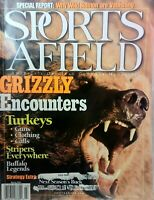 Vintage Sports Afield Magazine (2001) - fishing, hunting, survival, Outdoors
