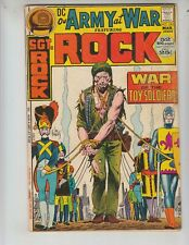 Our Army At War 243 VG+ (4.5) 3/72 Sgt Rock! 52 pages!