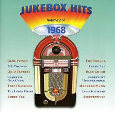 Various Artists - Jukebox Hits of 1968 Vol 2 [New CD]
