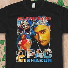 2pac Rap Tee, Tupac Shakur T-shirt, Men's Women Vintage Shirt