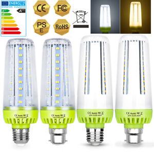 E27/B22 LED Ampoule de Maïs Maison Lampe Lumière Blanc Chaud Blanc Froid 20W