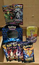 Pokemon cards lot hidden Fates damage item bin/ customer return
