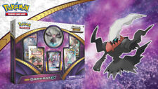 Pokemon TCG Shining Legends Shiny Darkrai GX Figure Collection Box Sealed