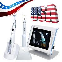 New Dental Endo Motor Treatment 16:1 Contra Angle+ Apex Locator + Obturation Pen