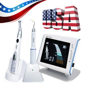 Dental LED Endo Motor 16:1 Handpiece  /Root Canal Apex Locator/ Obturation Pen