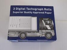 Rollos De Impresora Digital (10 cajas de 3) ambiente, PSV, Tacógrafo producto