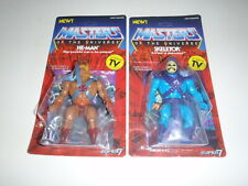 MOTU He-Man and Skeletor Lot As seen on TV Lot Super 7