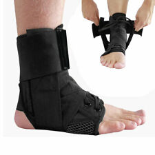 Adjustable Ankle Brace Support Guard Foot Sports Injury Bandage Foot Strap Wrap