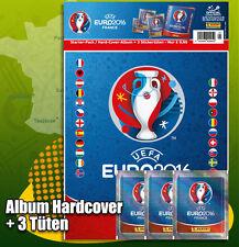 Panini UEFA EM EURO FRANCE 2016 – HARDCOVER DELUXE ALBUM GERMANY + BONUS!
