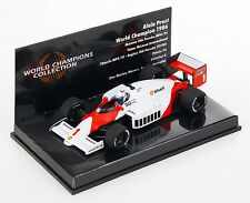 MCLAREN TAG MP4/2C ALAIN PROST F1 WORLD CHAMPION 1986 #1 PMA 436860001 1/43 NEW