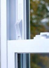 (1) Cresci Products Window Wedge (2 Per Pack) WHITE color