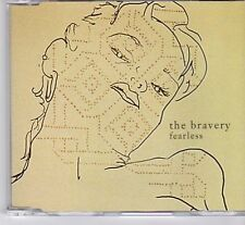 (DX874) The Bravery, Fearless - 2005 DJ CD