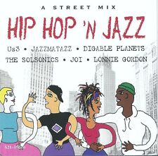 HIP HOP 'N JAZZ / VARIOUS ARTISTS / CD / NEUWERTIG
