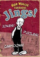 Jings! (Oor Wullie Funbooks), Oor Wullie, New Book