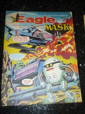 EAGLE & MASK Comic - Date 19/11/1988 - UK Paper Comic