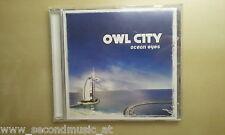 CD-OWL CITY--OCEAN EYES--ALBUM