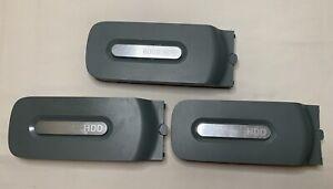 Lot of 3 Xbox 360 Hard Drives (2) 20 GB (1) 60 GB Authentic OEM