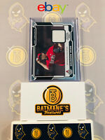 2008 Topps Brandon Webb HR-BW Authentic Game-Worn Jersey NM/M MINT Baseball Card