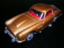 Corgi 261 Aston Martin DB5 James Bond 007 1:43 Vintage Diecast - Made in Britain
